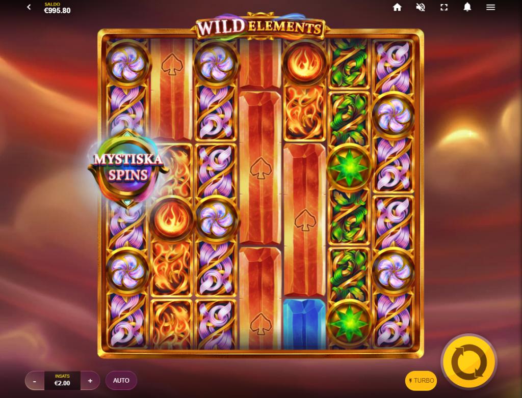 Wild Elements freespins
