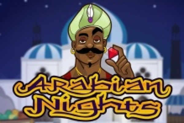 Arabian nights slots spel