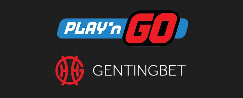 gentingbet playn go logos